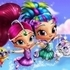 Shimmer and Shine Dressup