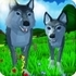 Wolf Simulator Wild Animals 3D